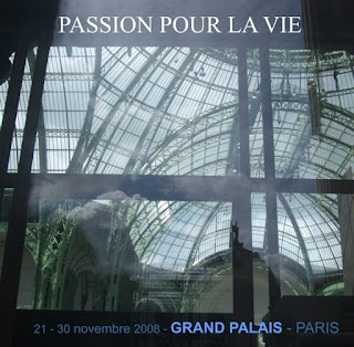 Passion pour la Vie au Grand Palais de Paris