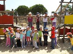 Parque infantil da mata de Santa Rita / Tavira
