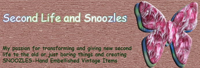 snoozles and second life