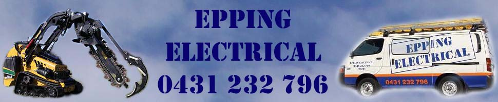Epping Electrical : Call 1300232796 for electrical, data, trenching work in Melbourne
