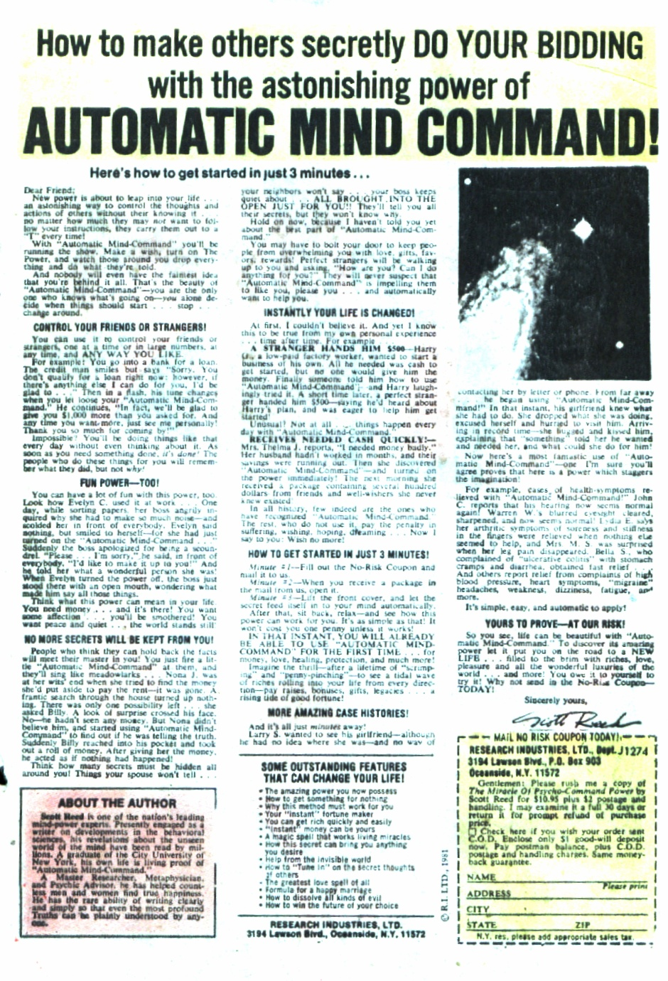 Read online Scary Tales comic -  Issue #36 - 17