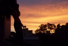 El cielo y yo...