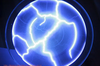 Boule plasma gifi