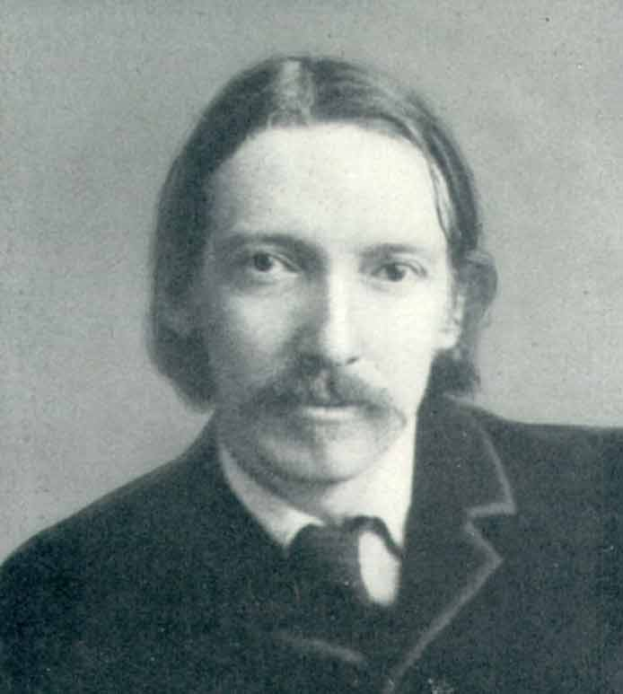 robert louis stevenson Born on november 13, 1850, in edinburgh, scotland, robert louis balfour stevenson came from a long line of prominent lighthouse engineers during his boyhood, he spent holidays with his maternal grandfather, a minister and professor of moral philosophy who shared his love of sermons and storytelling with him.