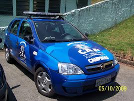 Vtr da GM de Campinas-SP
