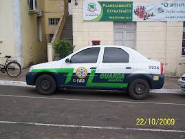Vtr da GM de Sapucaia - RS