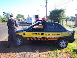 Vtr da GM de Cachoeirinha - RS