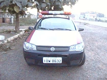 Vtr da GM de Uruguaiana - RS.