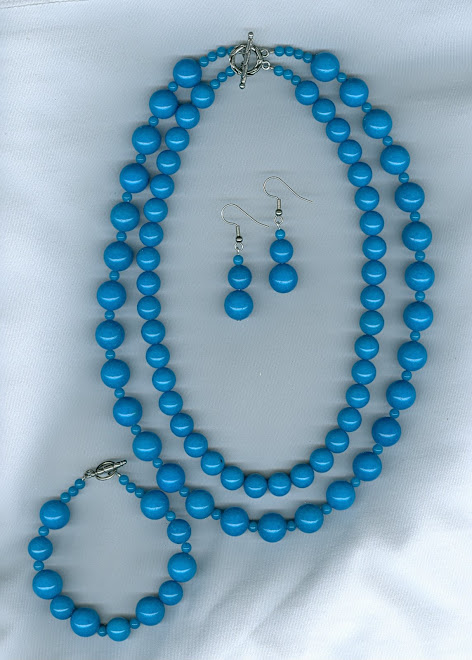 "Blue ""Jade"" Set"