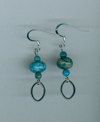 Crazy Lace Earrings