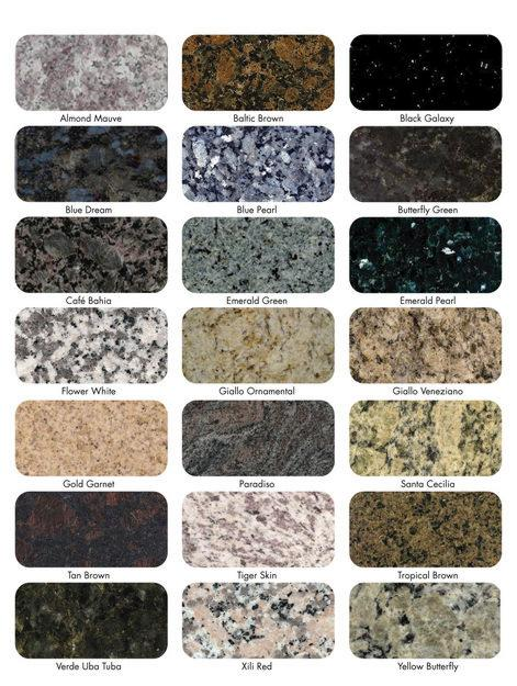 Granite Countertop Colors Images & Pictures - Becuo