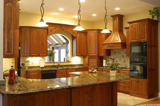 Santa Cecilia granite is one of our most popular granite colors