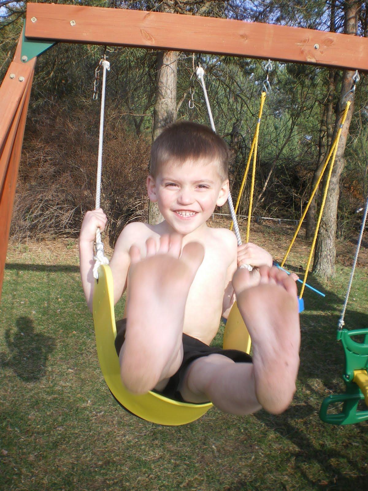 Musings from Mom School: April 2010