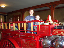 Firetruck at Disneyland