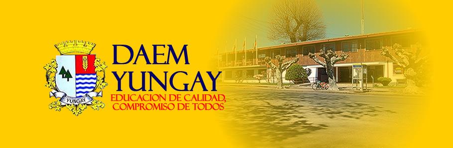 I. Municipalidad de Yungay, Departamento de Educación
