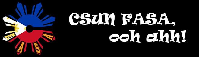 CSUN FASA, ooh aah