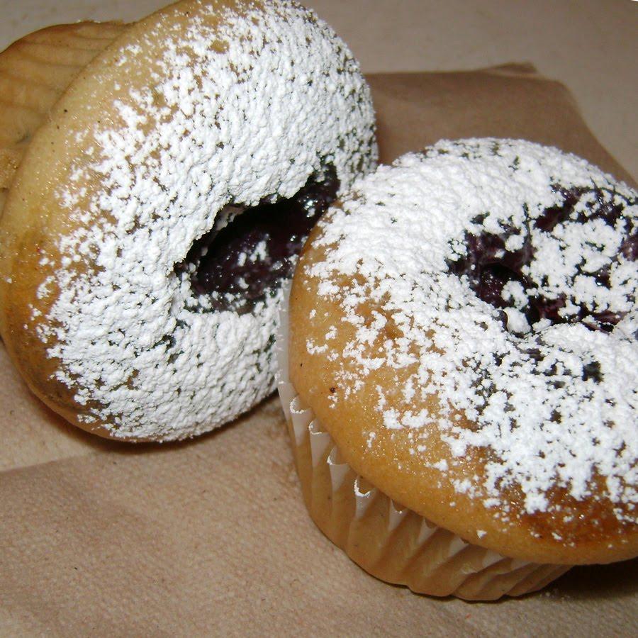 Scrap. Eat. Book.: Jelly Donut Cupcakes