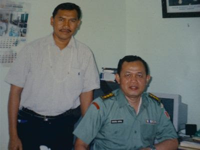 dr. Akmal, Direktur RS Kodam V Brawijaya