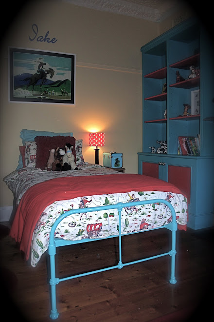 Cowboy Room by Retro Rooms