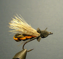 TWISTED FOAM STONEFLY ADULT