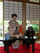 Temple Tea Ceremony