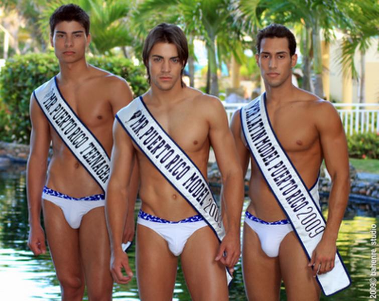 Gay puerto rican models