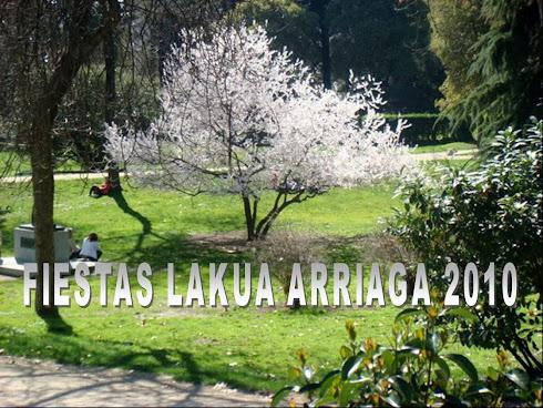 FIESTAS LAKUA ARRIAGA 2010