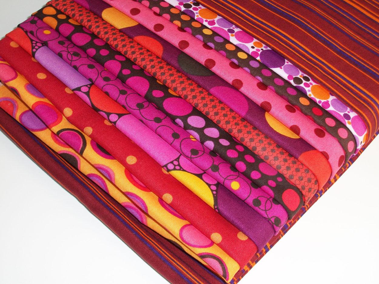 Fabrics, Fabrics, Fabrics