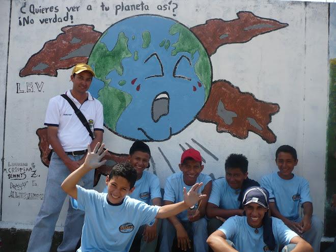 """Concurso de Murales - Día del """"MEDIO AMBIENTE"""" 2009"""