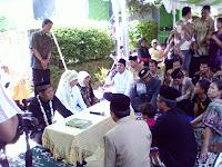 Pernikahan Keluarga Bpk. Iwan Suwandi
