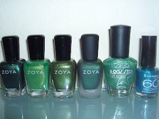 Nail Polish Obsession Green Mint stash #0: nailpolish2010 512