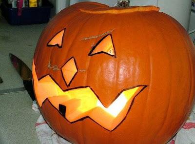 Inmerecida gracia halloween una inocente y divertida celebraci n infantil - Como hacer calabazas de halloween ...