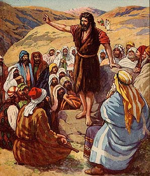 Evangelio 5 de Diciembre del 2010 JUAN+EL+BAUTISTA