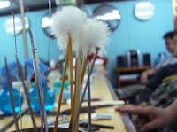 ear cleaning, tools, vietnam, wildwildeastdailies, wild wild east dailies, Saigon, Vietnam, ear cleaning, ear wax cleaning, ear cleaning scope David Everitt-Carlson