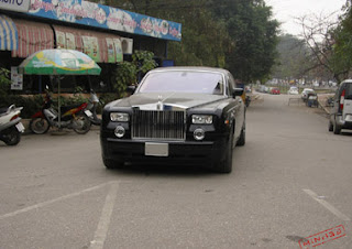 Rolls, Phantom, Bentley, Gur, Yurt, Mongolia, Ho Chi Minh, Vietnam, Rich, Money, Business, News, Finance, Economy, WIldWildEastDailies, Wild Wild East Dailies, David Everitt-Carlson