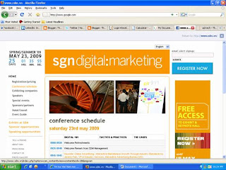VietnamMarcom, SDM, Pace, Saigon Digital Marketing, conference, Philip Kotler, TNS, Marketing,  Twitter, Advertising,   Red,