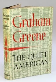 Blog, Blogging, release, Graham Greene, The Quiet American, Love,  Roller Coaster, Cocaine, Spirit,  sanctuary,