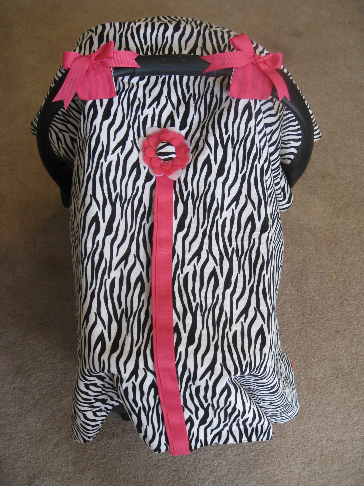 Car Seat Canopies and Giveaway! » ohbrooke