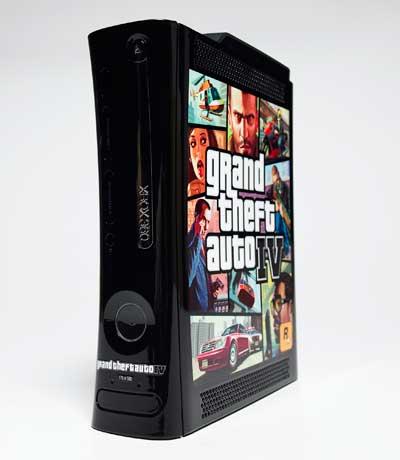 Xbox 360 - Grand Theft Auto Edition