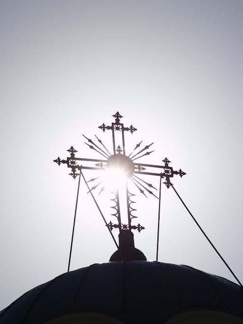 Simbolul Credinţei şi al jertfei creştine!