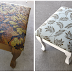 i rescued a footstool!