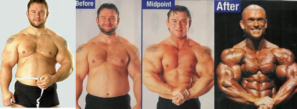 (Evolución) 8 meses en el gym