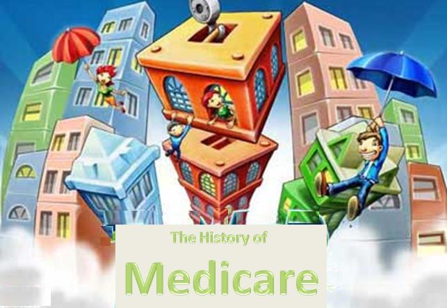 history of medicare Fifty years ago, congress created medicare and medicaid and remade  we  have a tendency to forget the history of laws that extended the.
