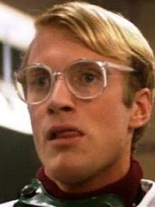 Kent: This what happens when a human being gets too sexually frustrated!