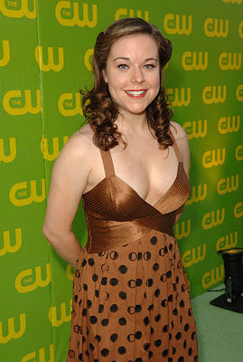 Tina Majorino: the second time the chickiepoo from Waterworld has appeared in my blog!