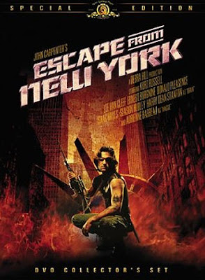 Escape from NYC? No. Escape from my Pants? Yes!