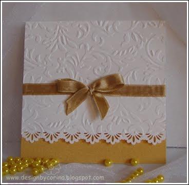 Design by Corina: Felicitare de aniversare casatorie/Wedding