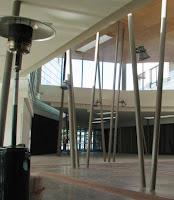 Chaffers Dock atrium