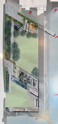 Frank Kitts Park redesign - Option B master plan