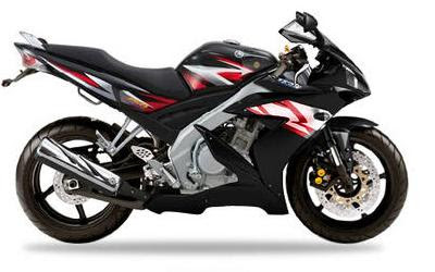 Yamaha Vixion Digitally Modified